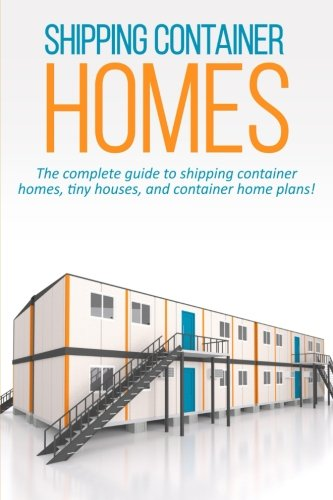 Shipping container homes Books