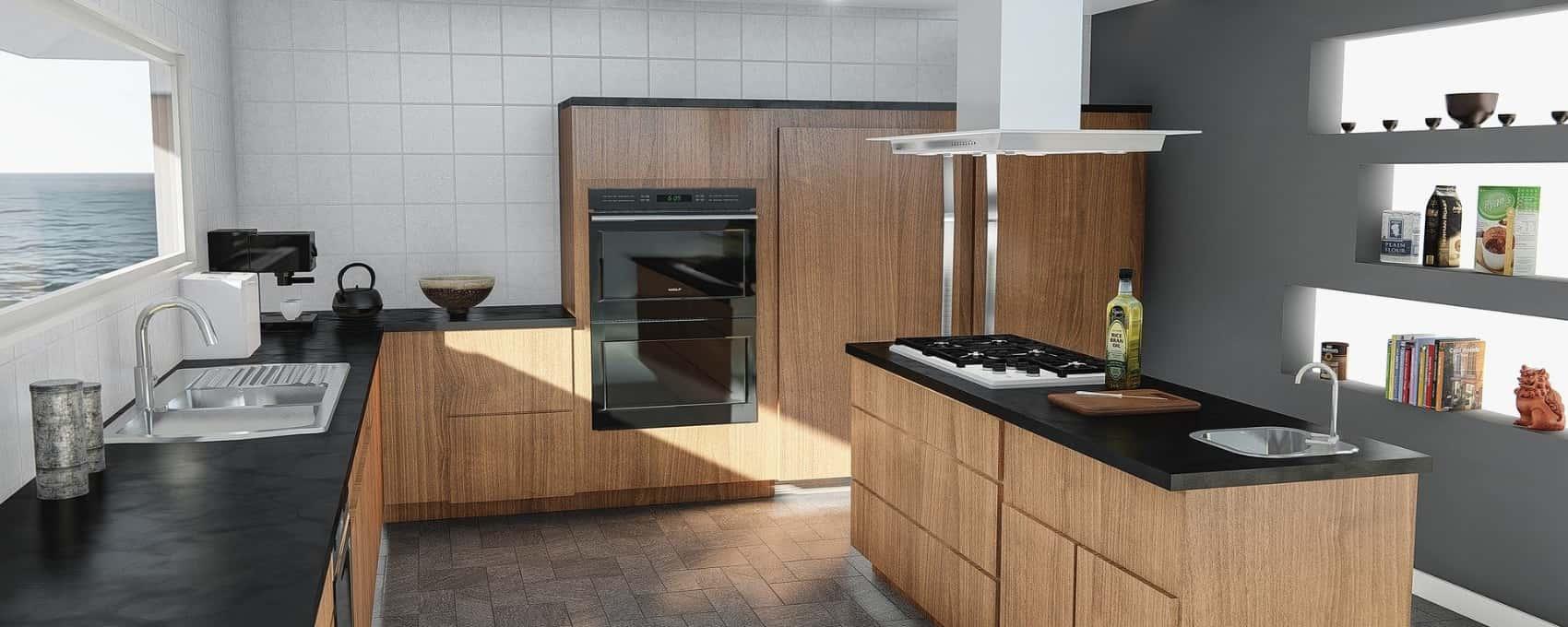 Kitchen Architectural Design Ideas
