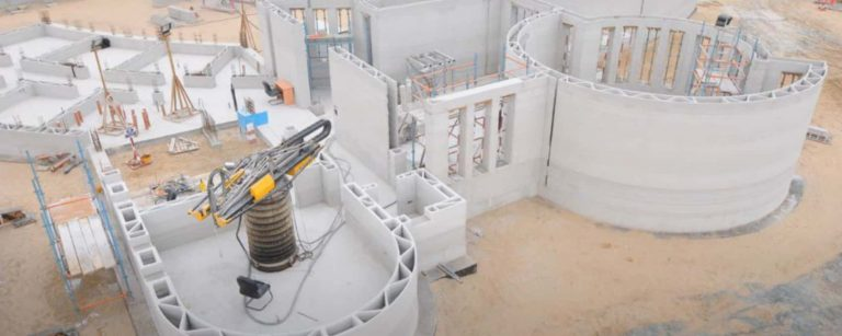 Will 3D Printing For Construction Render Your Job Obsolete?