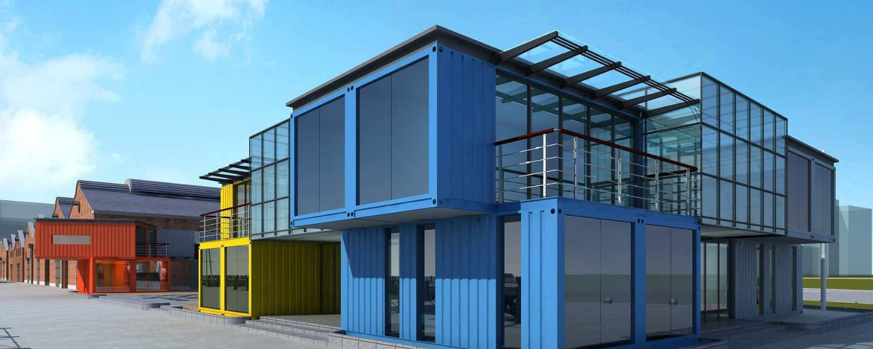 Are Shipping Container Homes The Answer To The Housing Market Crisis?