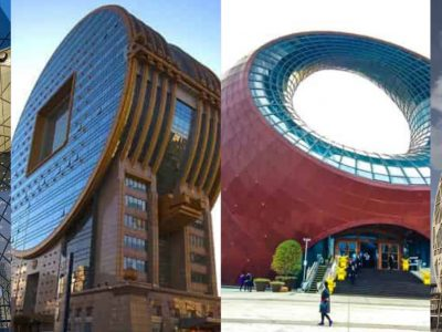 15 Bizarre, Weird, And Amazing Buildings in China