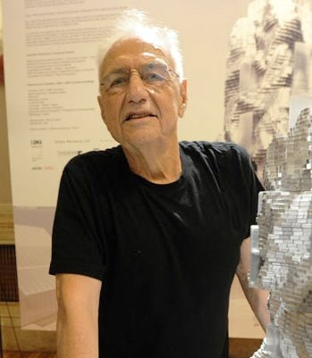 Portrait of Frank_Gehry